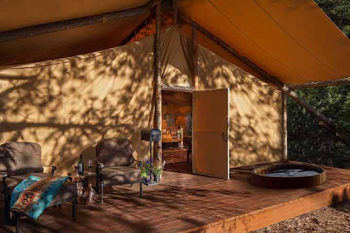 Glamping | Destination Missoula