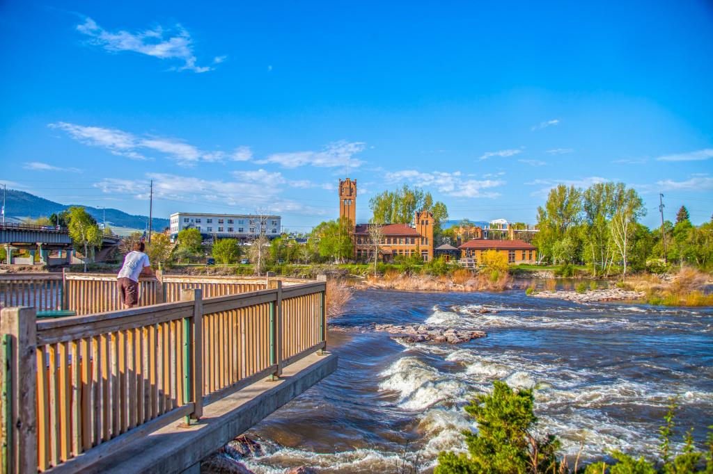 Top 20 College Towns - Missoula, Montana