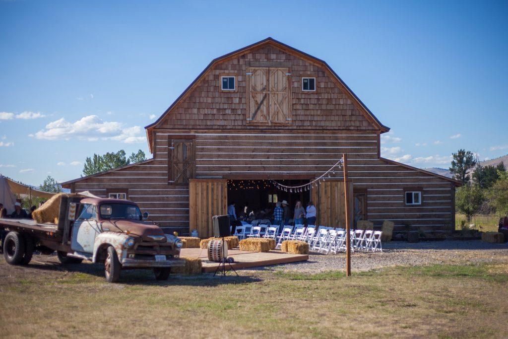Western Montana Wedding