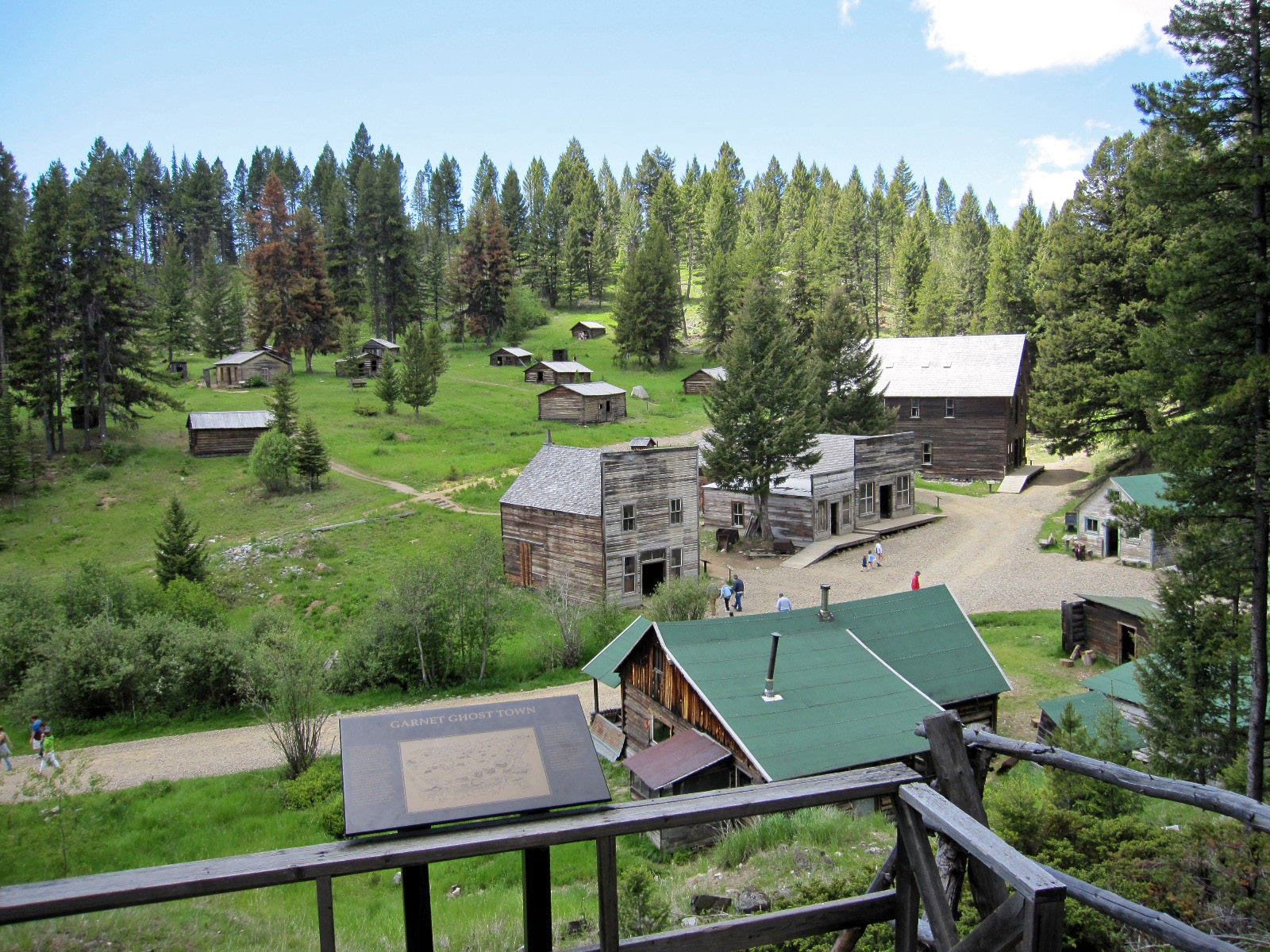Visiting Garnet Ghost Town | Destination Missoula
