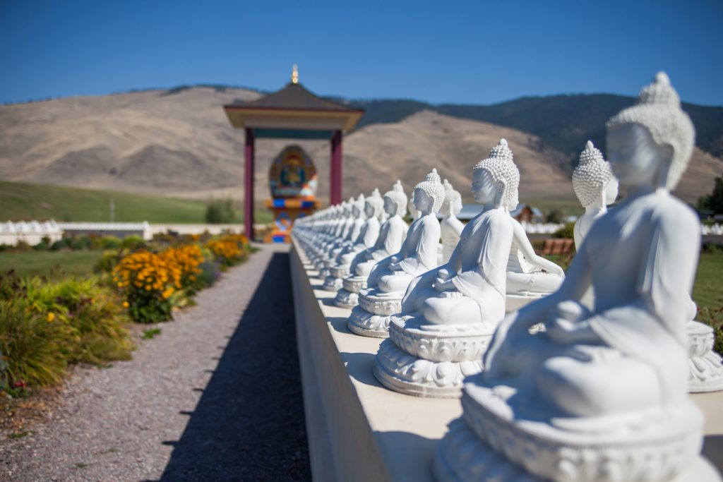 Garden Of One Thousand Buddhas Destination Missoula