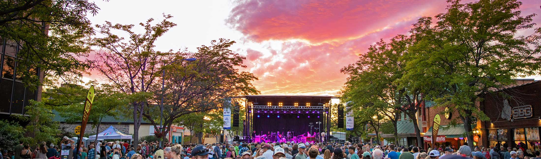 Summer Concerts in Missoula