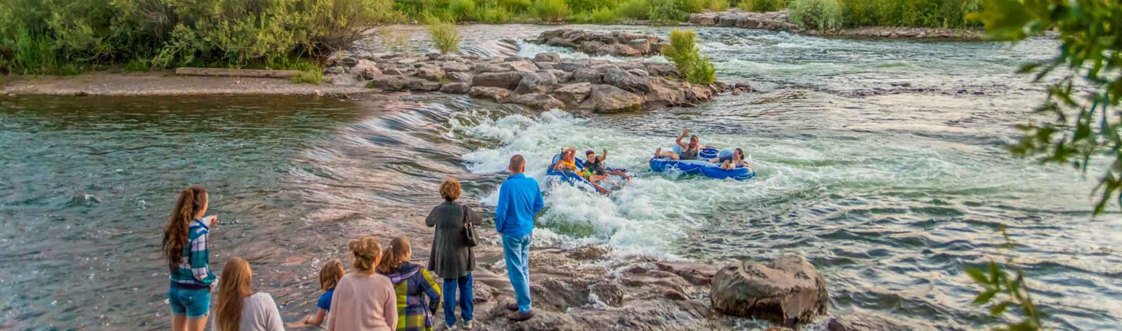 Water Recreation Opportunities in Missoula