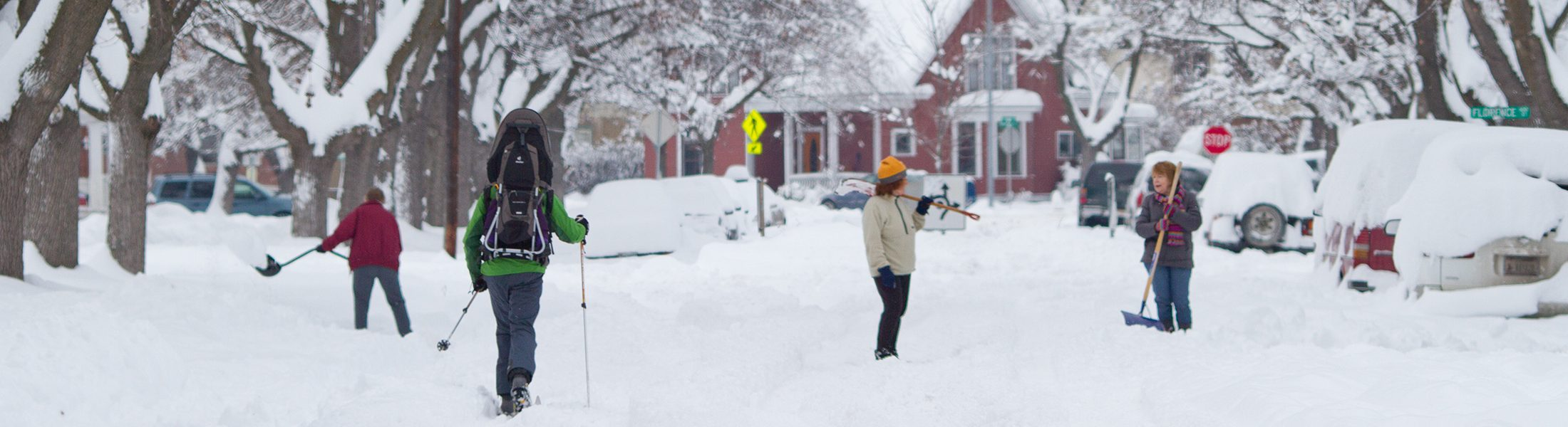 Missoula Named One of the Best U.S. Places for a White Christmas