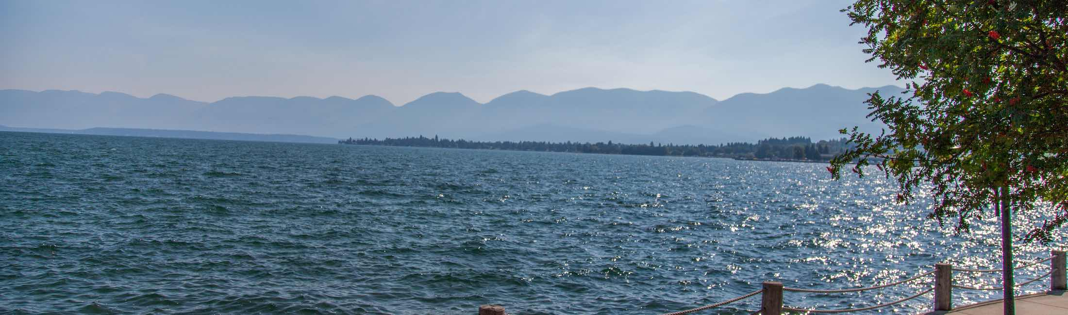 A Day Trip to Flathead Lake