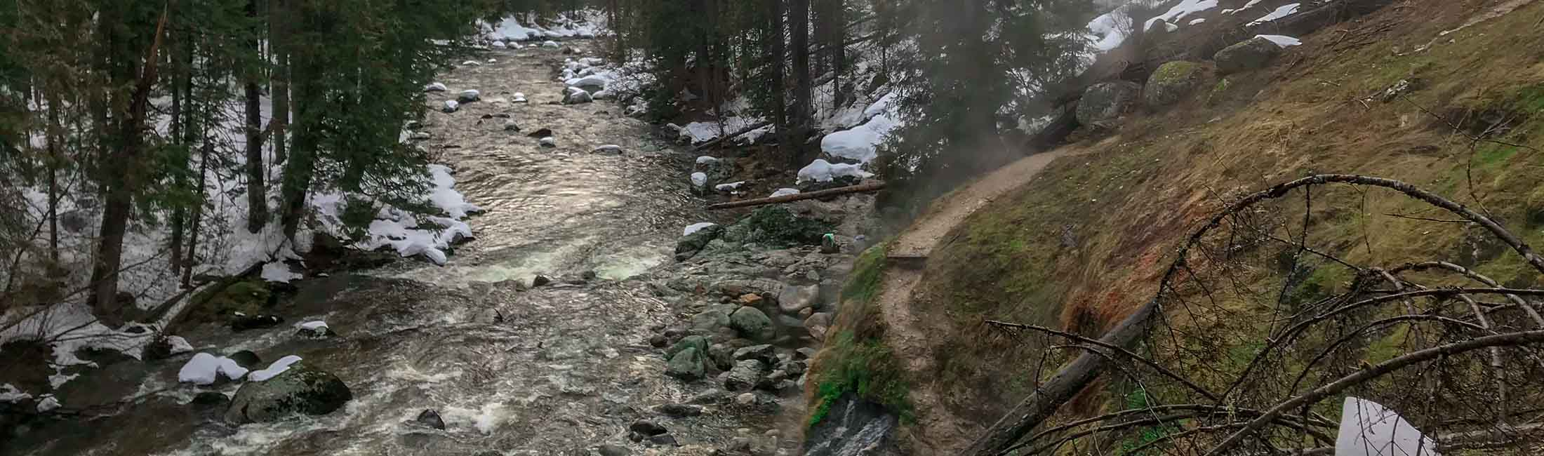 You Won't Believe How Many Hot Springs Surround Missoula