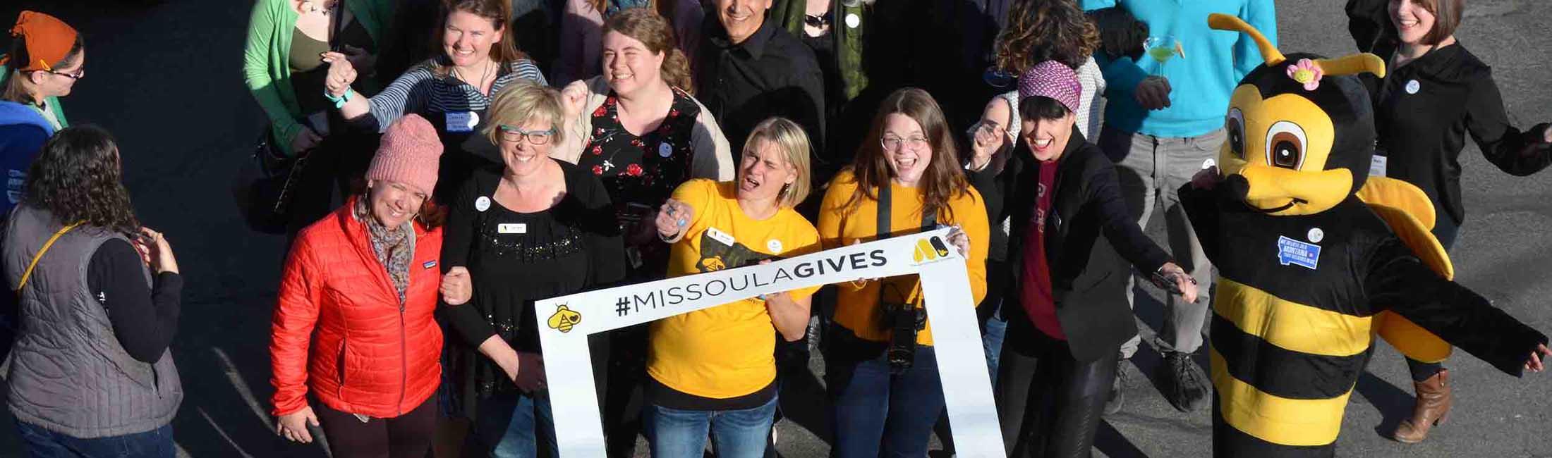 INSPIRE Missoula: Missoula Gives