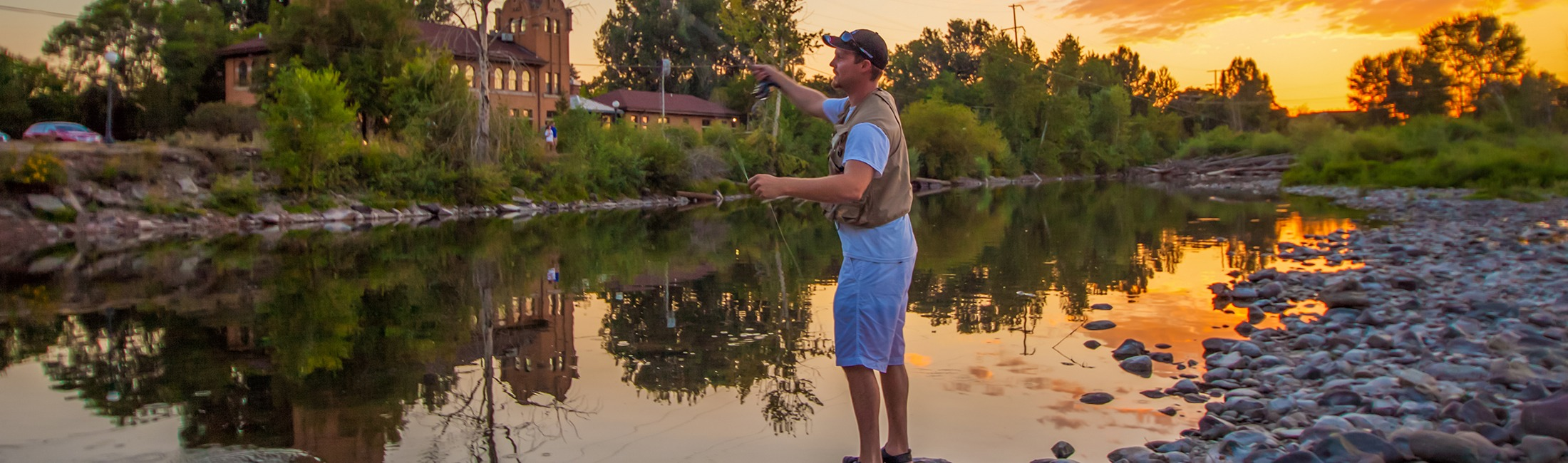 Why Missoula Was Named One of the Best Cities for Fishing