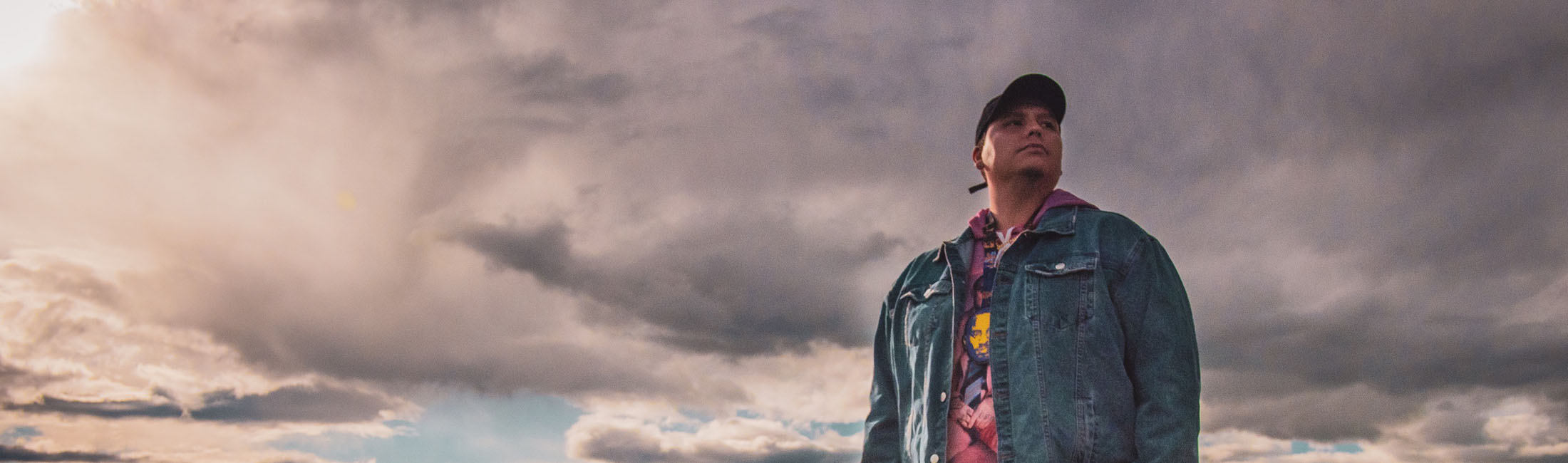 Salish and Blackfeet Hip Hop Artist Boosts COVID-19 Awareness Through Music
