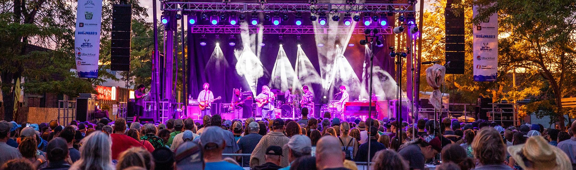 Summer Concerts Return to Missoula