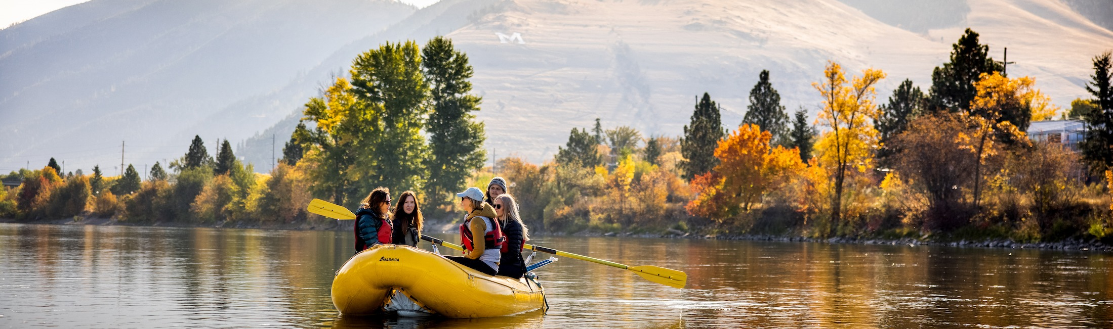 Mastering Missoula's Rivers with the Montana River Guides